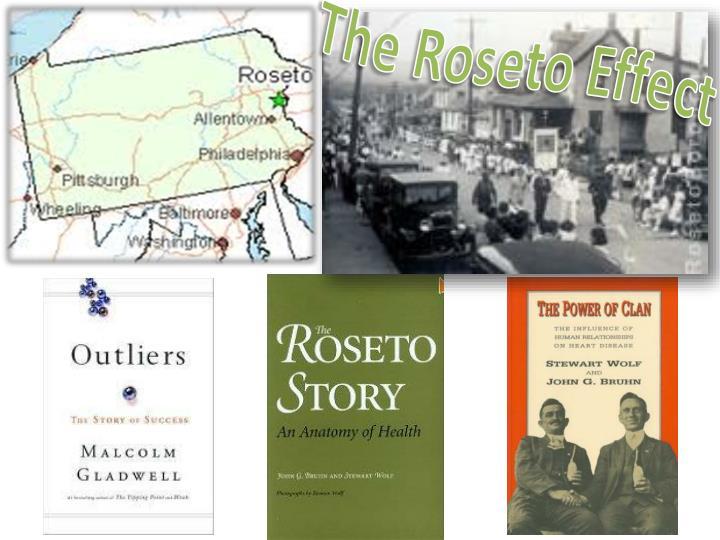 The Roseto Effect