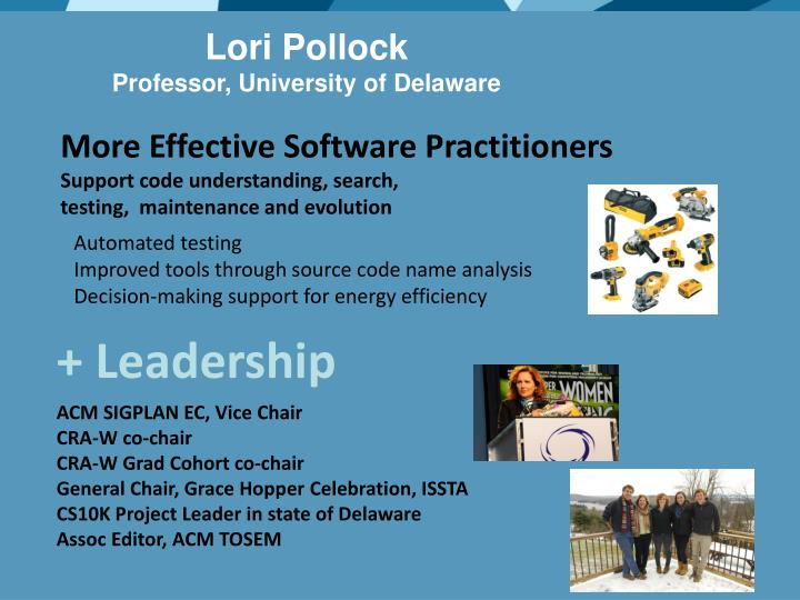 More Effective Software Practitioners