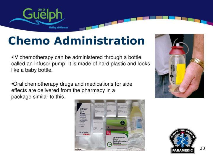 Chemo Administration