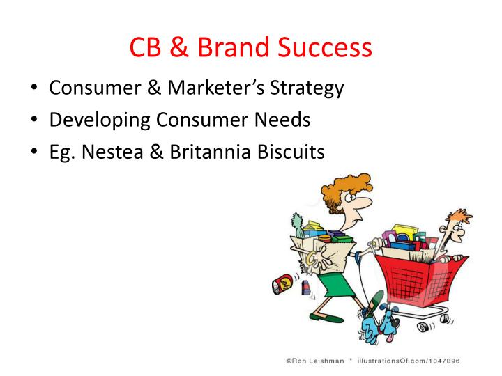 CB & Brand Success