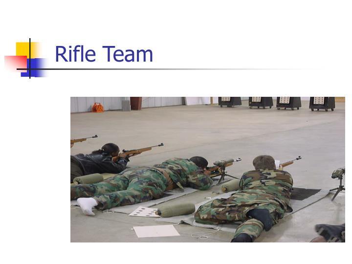 Rifle Team