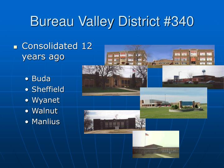 Bureau valley district 340