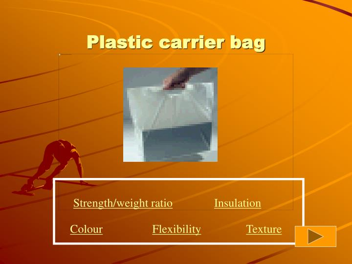 Plastic carrier bag