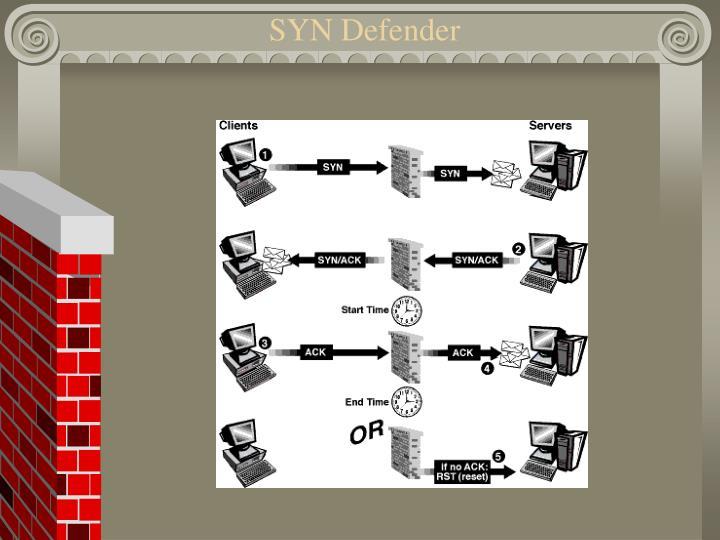 SYN Defender