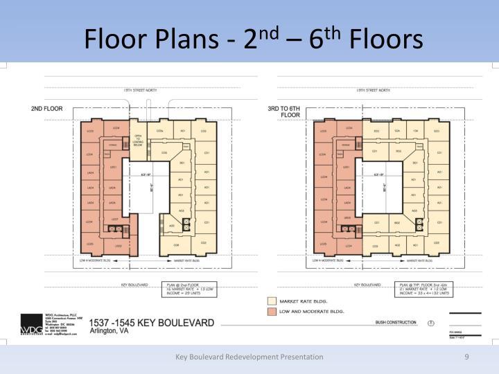 Floor Plans - 2