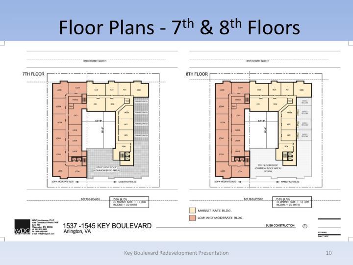 Floor Plans - 7