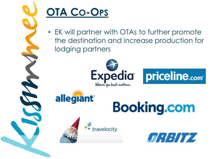 OTA Co-Ops