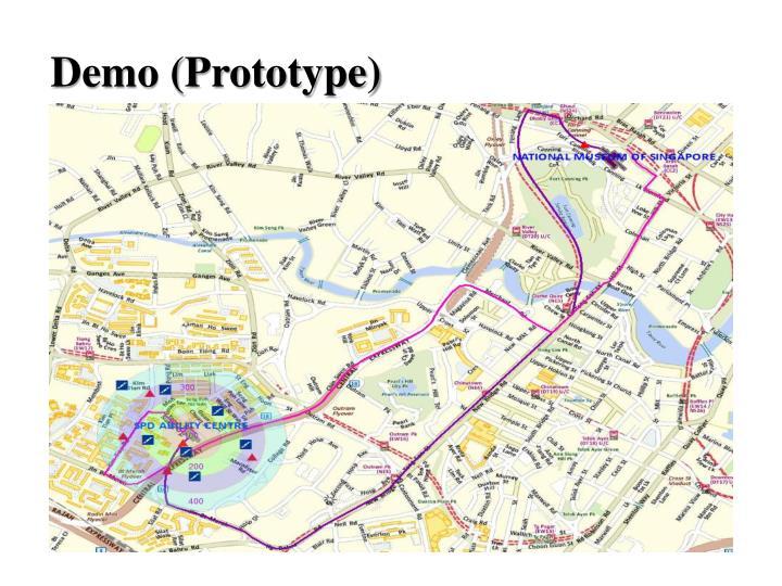 Demo (Prototype)