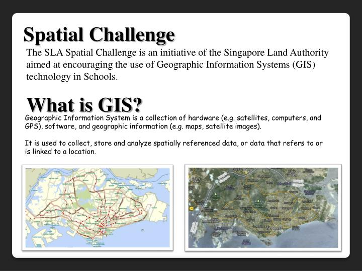 Spatial Challenge