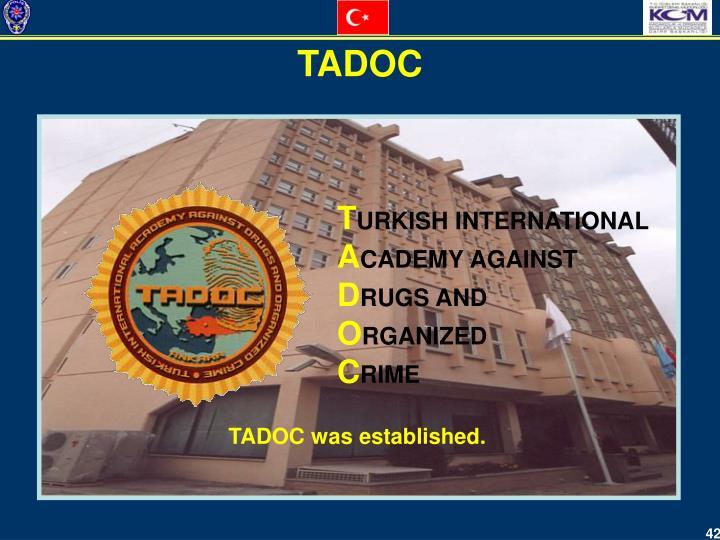 TADOC