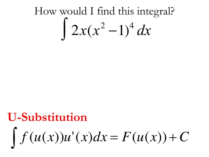 How would I find this integral?