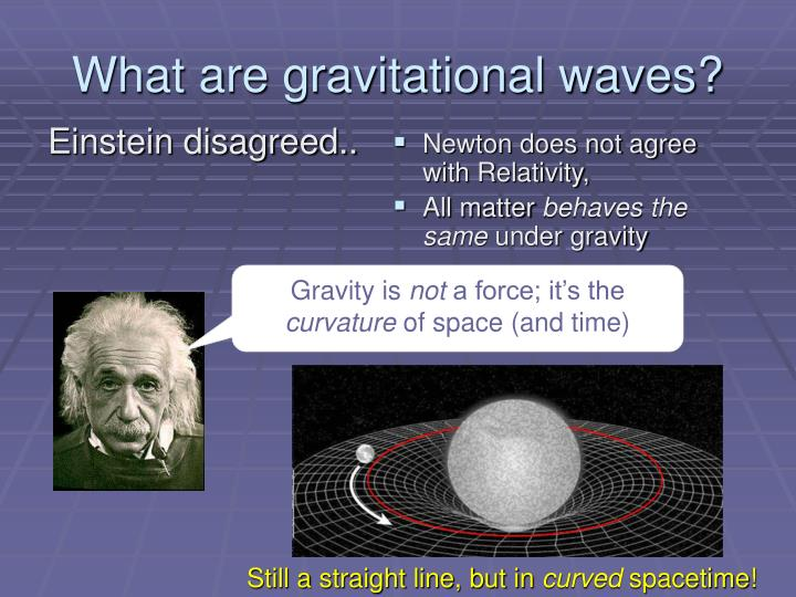 Gravity is