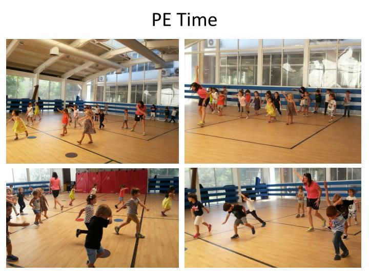 PE Time
