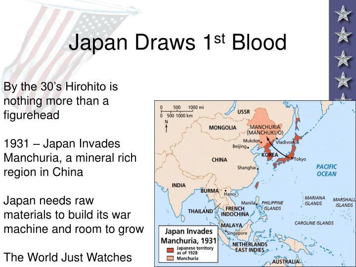 Japan Draws 1