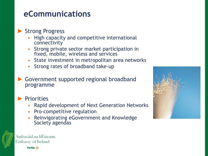 eCommunications