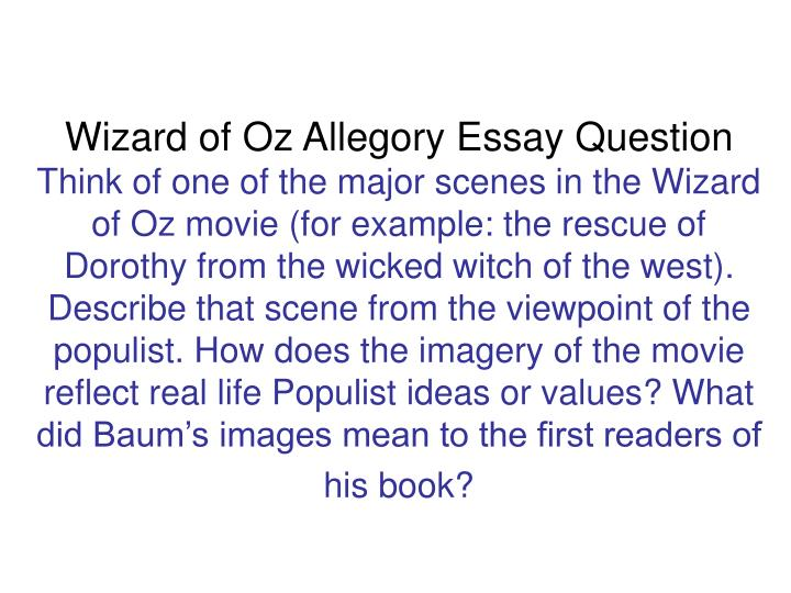 lord of the flies as an allegory essay
