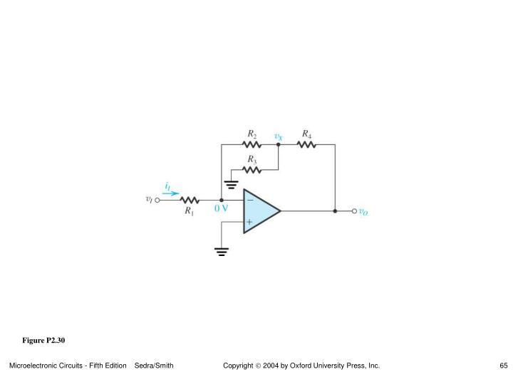 Figure P2.30