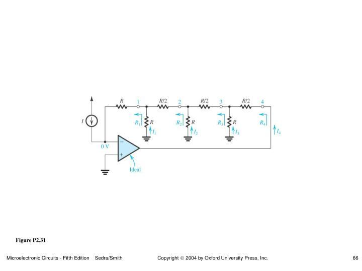 Figure P2.31