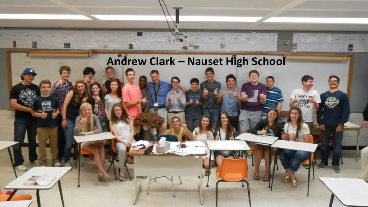 Andrew Clark – Nauset High School