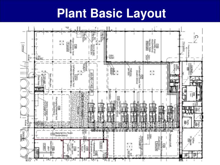 Plant Basic Layout