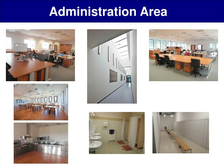 Administration Area