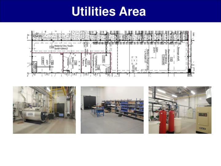 Utilities Area