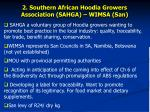 2 southern african hoodia growers association sahga wimsa san