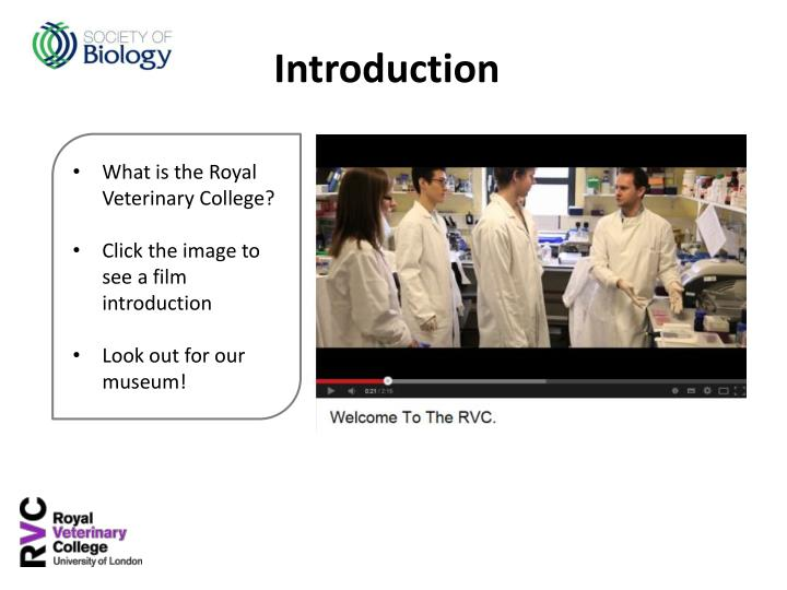 What is the Royal Veterinary College?