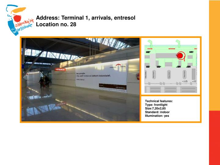 Address: Terminal 1,