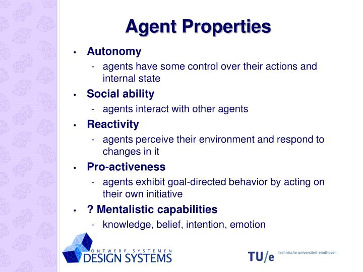 Agent Properties