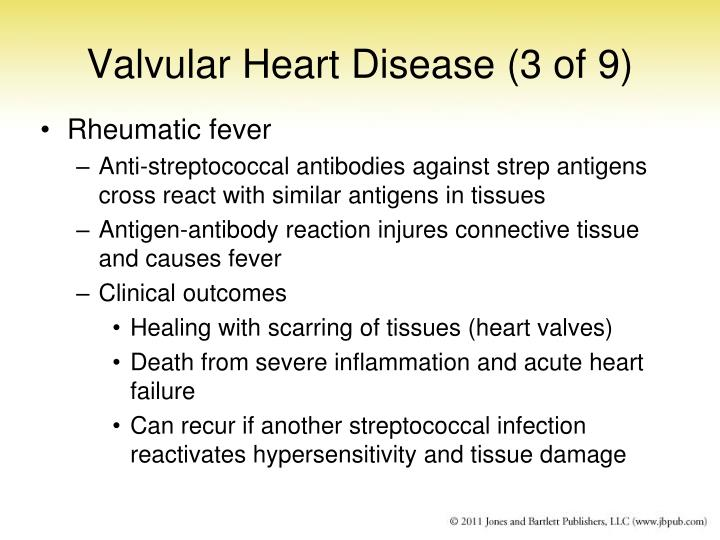 Valvular Heart Disease (3 of 9)