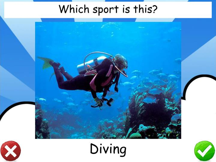 Which sport is this?