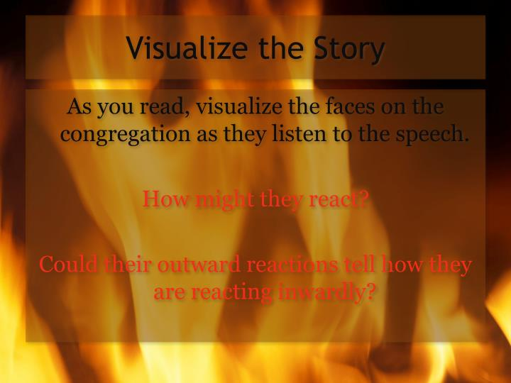 Visualize the Story