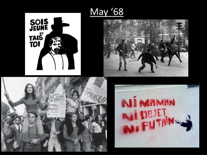 May '68