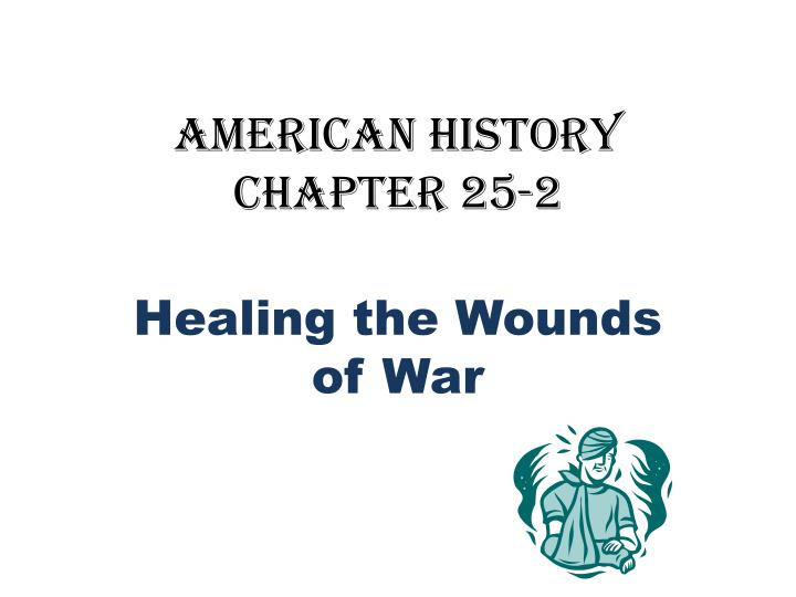 American History Chapter 25-2