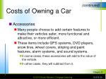 costs of owning a car5