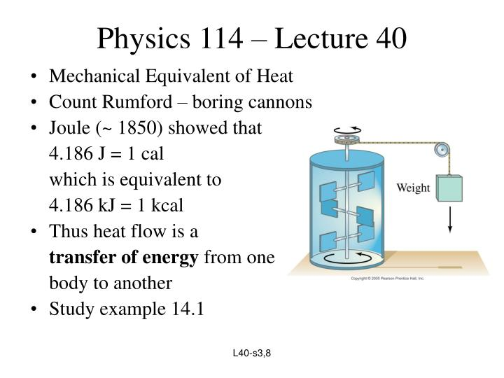 Physics 114 lecture 402
