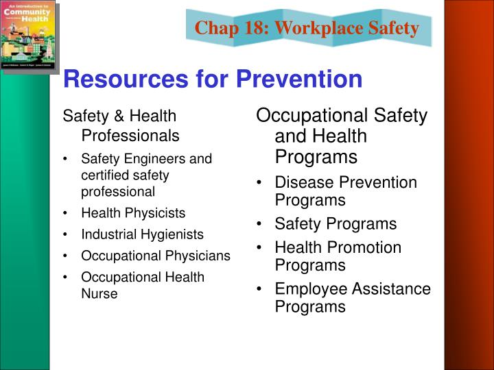 Safety & Health Professionals