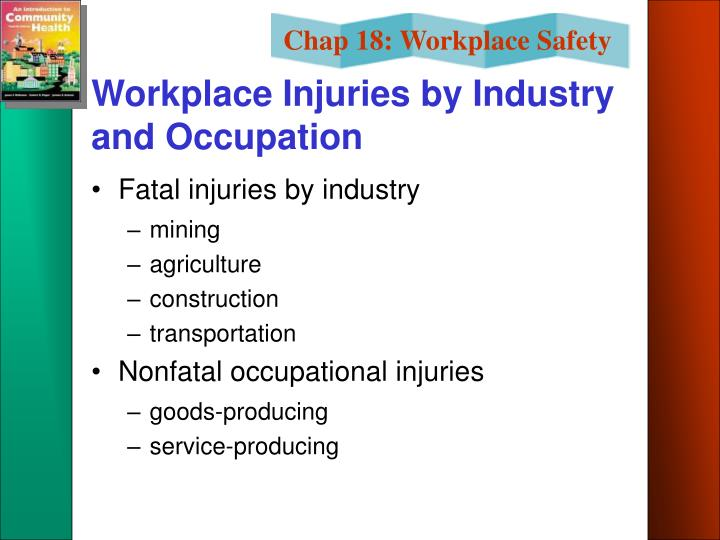 Workplace Injuries by Industry and Occupation