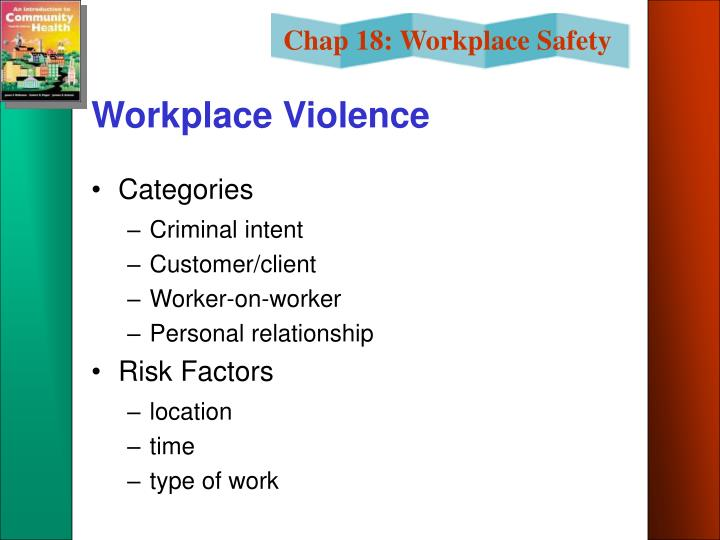 Workplace Violence