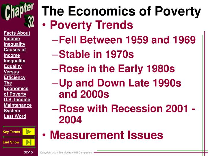 income distribution poverty and discrimination as Start studying chapter 20: income inequality, poverty & discrimination learn vocabulary, terms, and more with flashcards, games, and other study tools.