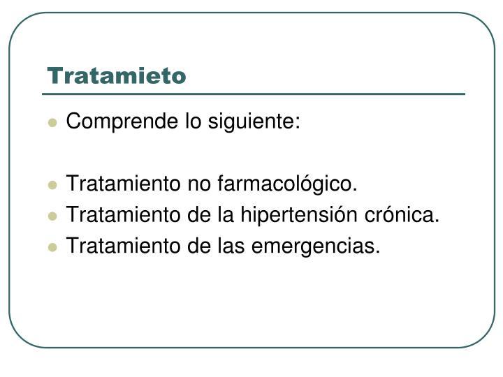 Tratamieto
