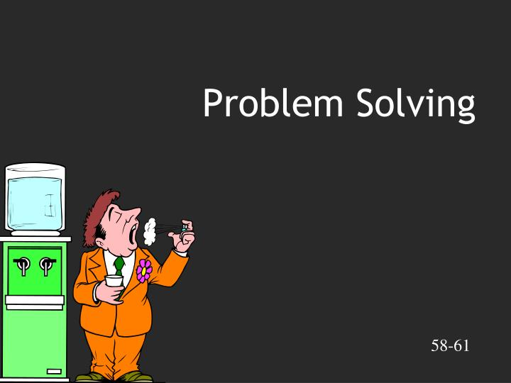 Why Is Problem Solving Important