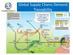 global supply chains demand traceability