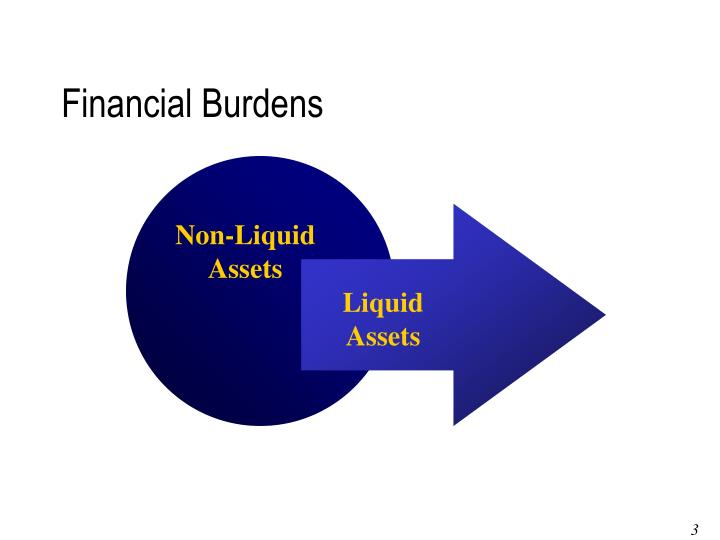 Financial Burdens