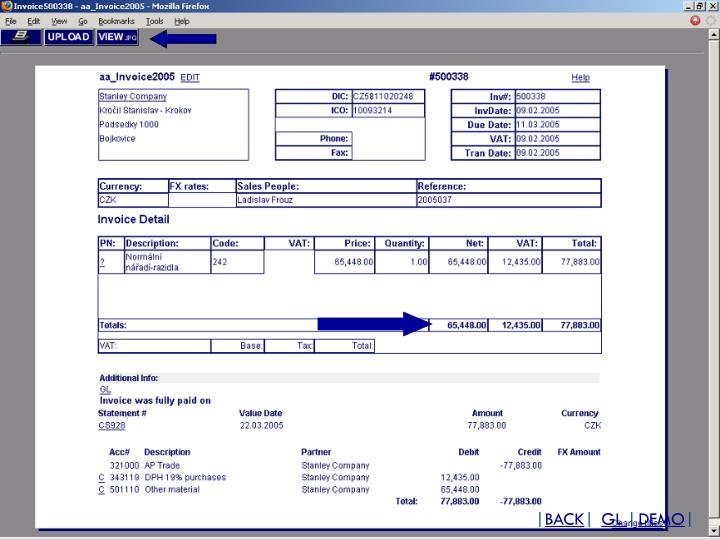 Drill_down_4_invoice_entry