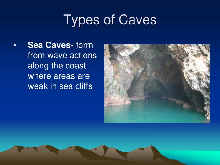 Sea Caves-