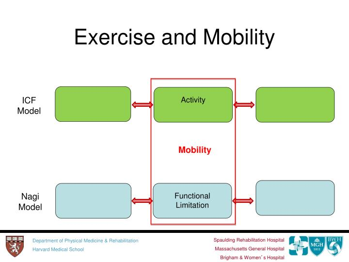 Exercise and Mobility