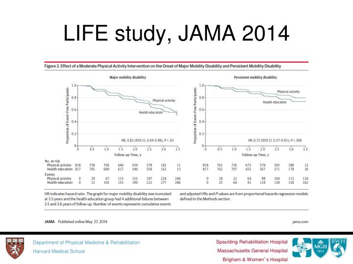 LIFE study, JAMA 2014