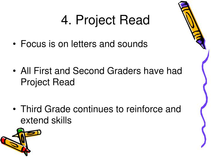 4. Project Read